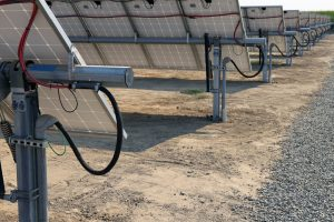 Ground level agricultural solar