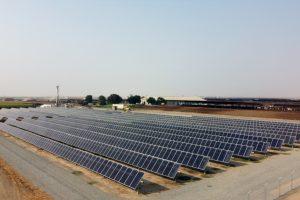 On-farm solar