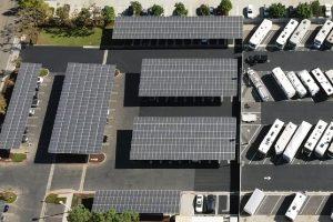 Carport Solar Brea CA