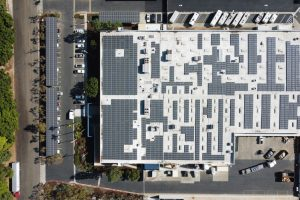 Brea CA Commercial Solar
